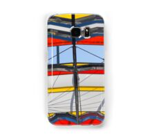 carousel in the park Samsung Galaxy Case/Skin