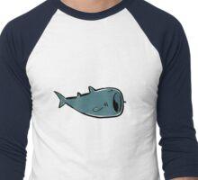 whale shark Men's Baseball ¾ T-Shirt