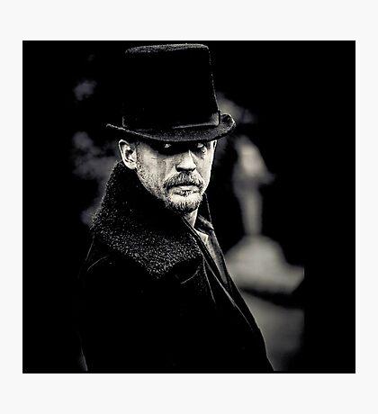 Taboo Tom Hardy Photographic Print