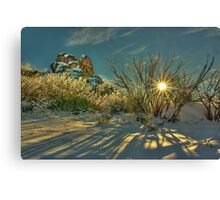 The Cathedral, Mount Buffalo  Canvas Print
