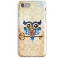 Spring Guardian Owl iPhone Case/Skin