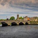 Thomond Bridge by mlphoto
