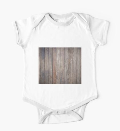 Antique wood One Piece - Short Sleeve