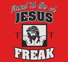Proud to be a Jesus freak by nektarinchen