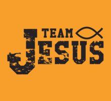 Team Jesus by nektarinchen