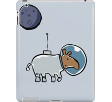 space tapir iPad Case/Skin