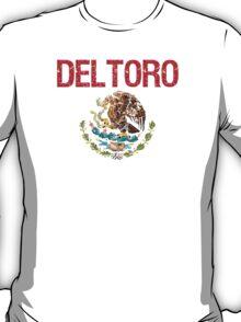 Deltoro Surname Mexican T-Shirt