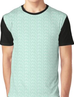 Dots and Leaves Graphic T-Shirt