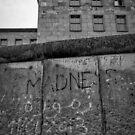 Berlin Wall by mlphoto