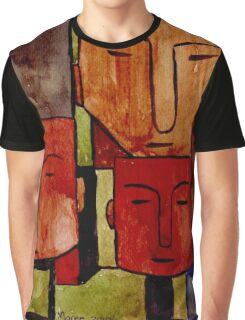Faces of Africa - Ethnic series Graphic T-Shirt