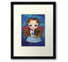 Dorothy ~ Oz Series Framed Print