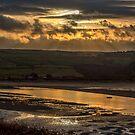 Gwbert Sunset by mlphoto