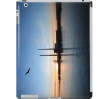 Factory in Dublin Harbour iPad Case/Skin