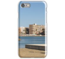 Torrevieja. Boulevard. iPhone Case/Skin