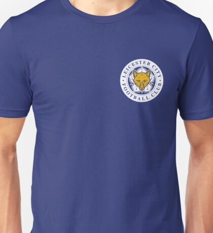 Leicester City F.C.   Unisex T-Shirt