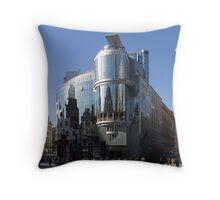 Haas House, Vienna Austria Throw Pillow