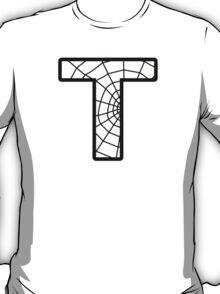Spiderman T letter T-Shirt