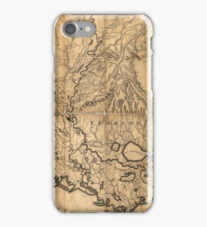 Lousiana 1806 iPhone Case/Skin