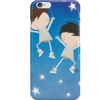 Astronauts iPhone Case/Skin