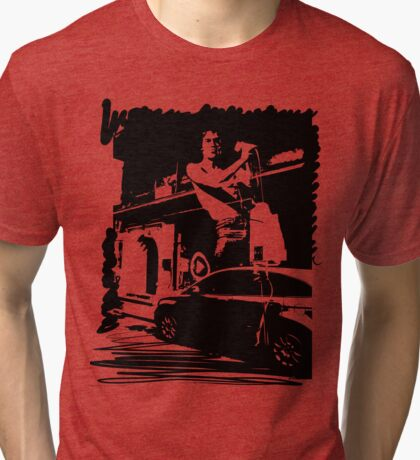 URBAN SINGER Tri-blend T-Shirt