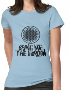 Bring Me The Horizon Womens Fitted T-Shirt