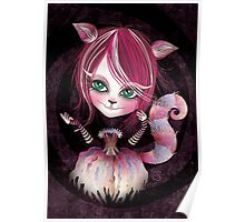 Cheshire Kitty Poster