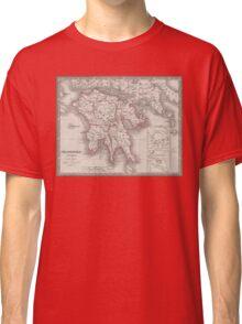 Ancient Sparta Classic T-Shirt