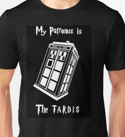 My Patronus is The Tardis Unisex T-Shirt