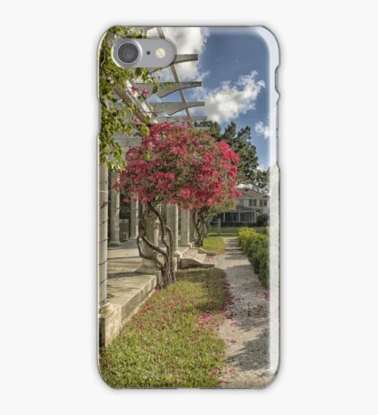 The Pergola at Spanish Point  iPhone Case/Skin