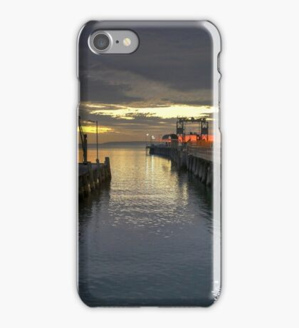 Sunrise at Kingscote iPhone Case/Skin