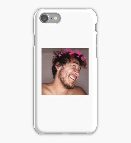 markiplier hearts iPhone Case/Skin