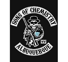 Sons of Chemistry Photographic Print