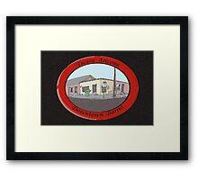 Tucson Barrio Framed Print