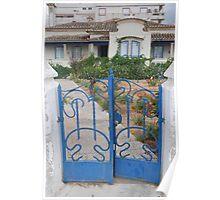 Blue in Monte Gordo Poster