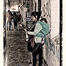 Street Lullaby by Al Bourassa
