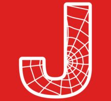 Spiderman J letter by Stock Image Folio