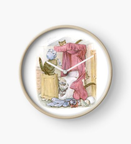 Beatrix Potter, Tom Kitten Clock
