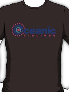 Lost - Oceanic Airline Logo T-Shirt