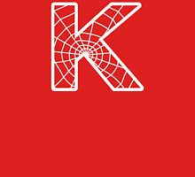 Spiderman K letter Unisex T-Shirt