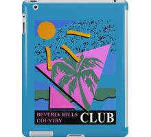 Beverly Hills Country Club iPad Case/Skin