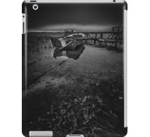 On the wrong side of the lake 8 iPad Case/Skin