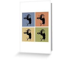 Goofy 2 Greeting Card