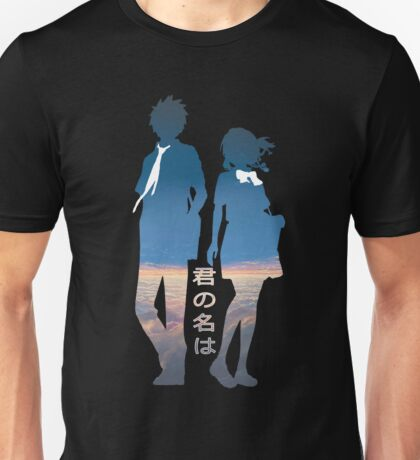 Kimi no Na wa - Your Name Unisex T-Shirt