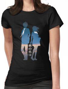 Kimi no Na wa - Your Name Womens Fitted T-Shirt
