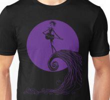 Robert Skellington - Purple Unisex T-Shirt