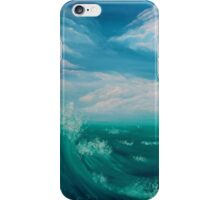 Quello che racconta il mare iPhone Case/Skin