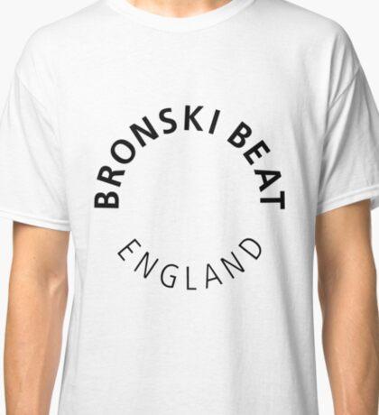 "Bronski Beat  - Arts ""Counsel"" England Classic T-Shirt"