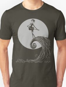 Robert Skellington - Silver Gray T-Shirt