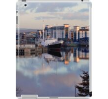 Reflecting on Leith iPad Case/Skin