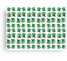 The Mad Hatters Hat Canvas Print
